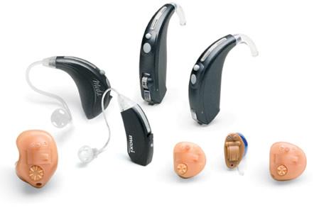 اختيار معينات السمع